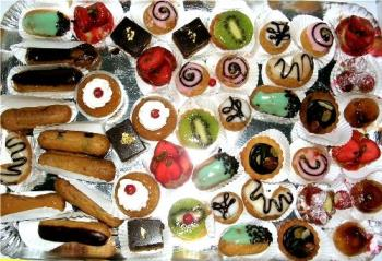 Desserts - doesn't that look yummy