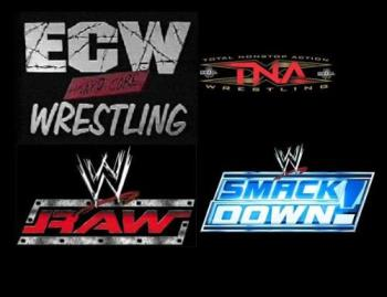 Wrestling Logos - Wrestling Logos