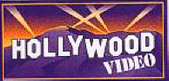 Hollywood Video - renting movies
