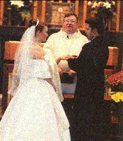 marriage bliss - wedding ceremony