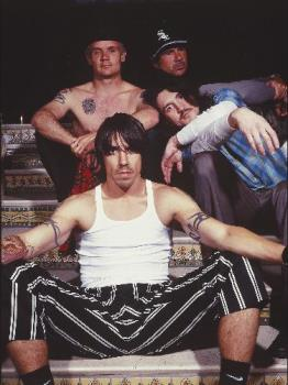 music bands - red hot chili peppers