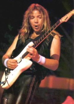 Iron Maiden - Dave Murray, Iron Maiden