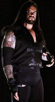 The undertaker! - say hello to Undertaker!