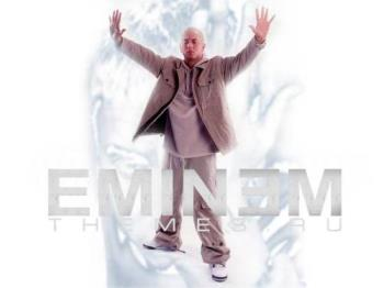 EMINEM - he is awesome.he is cool.he is amazing.he is eminem!!!!!!!