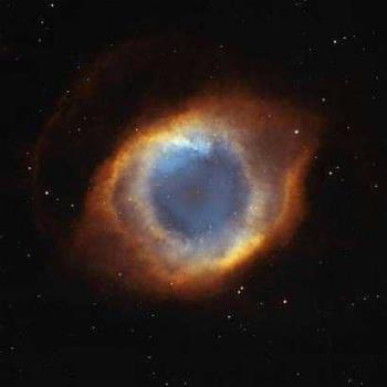 """~*~ - Photograph taken by NASA with the Hubbell Telescope, of an 'event' that occurs once every 3000 years~ """"The Eye Of God"""".."""