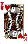king of hearts - king of hearts