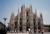 Cathedral at Milan - I wish I could go to see this cathedral.