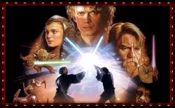 Star Wars - This is a poster from Star Wars Episode III: Revenge of the Sith. It is one of my favorite movies!
