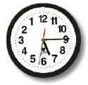 clocks  - what time is it?