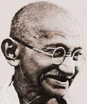 Ghandi - `