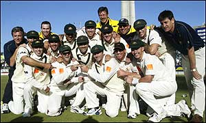australia - australia are invincible now and is sure going to win the ashes now
