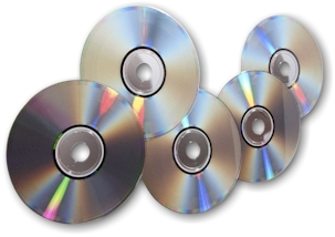 CDs and DVDs - CDs and DVDs