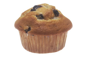 muffin - blueberry muffin