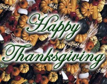 happy thanksgiving - thanksgiving
