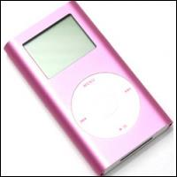 iPod - I would rather a red one, but at this point, I don't care what color