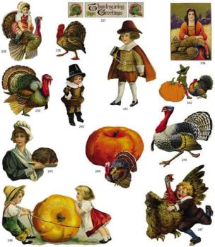 different images of Thanksgiving - This is a download of a page of different Thgv. images