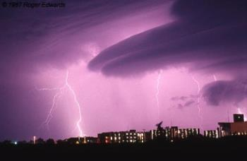 I love Thunderstorms and Lightning - This is one of my favourites!