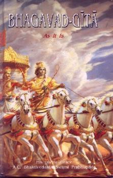 Bhagvat Gita - Bhagvat Gita As IT IS. Everyone should read it in their live.
