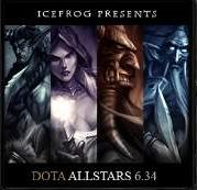DOTA allstars - all stars