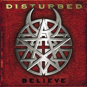 Disturbed logo - Disturbed logo picture from the believe album