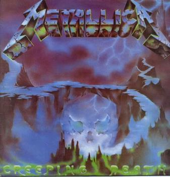 Creeping Death - Metallica's creeping death album