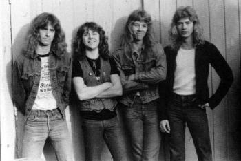 Old Metallica - The old metallica group.