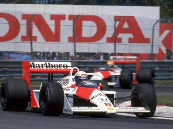 Senna and Prost 1988 - Senna and Prost 1988