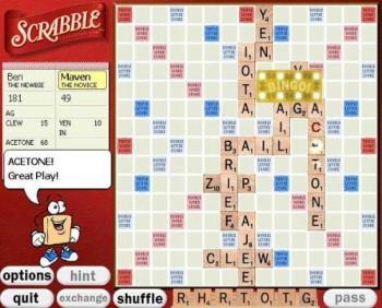 Scrabble - Scrabble
