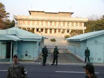 Border of North-South Korea - Border of North-South Korea