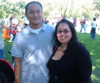 nay and ian - my fiance, the man I wish to marry!