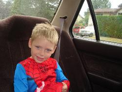 Spiderman!!! - Oct 31/2005