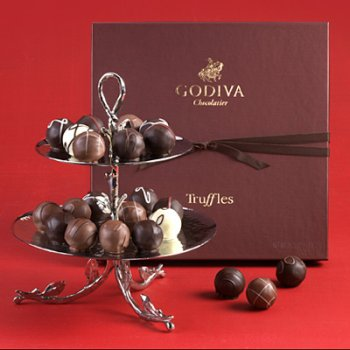 my favorite chocolate from godiva! - I love godiva!