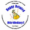 happy belated birthday - happy belated birthday