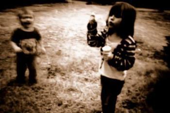 kids - Cassie and Kaleb