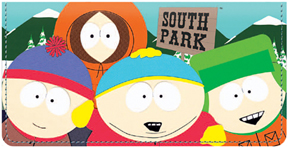 South Park - its the kids from South Park... Stan Kyle Eric and Kenny