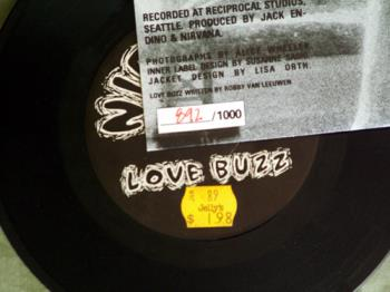 Love Buzz - would you believe me if i tell you