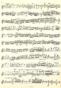 Sheet music - Violin music. ^^