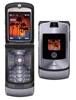Motorola RAZR my cell - I have this for a while and am getting bored!