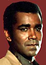 Greg Morris - Greg Morris in the days that he was starring in the famous TV series Mission Impossible about 20 years ago.