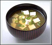 MISO SOUP :) - I love miso soup!