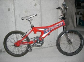 Bmx bike  freestyle specialized - red bike bmx specialized freestyle