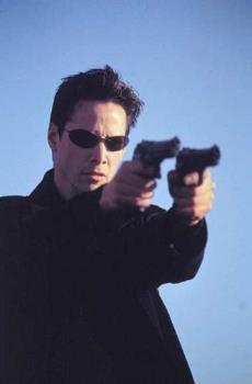 neo the hero of matrix - matrix, neo the hero