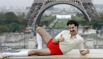 Borat wow wow wee wow