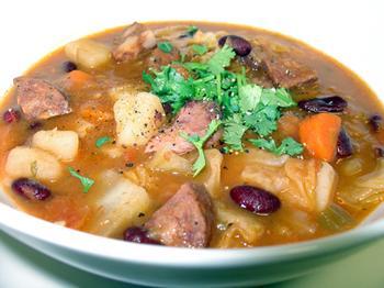 Portuguese Soup - mmm good