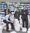 the office - tha cast of the office