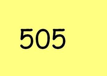 505 - 505