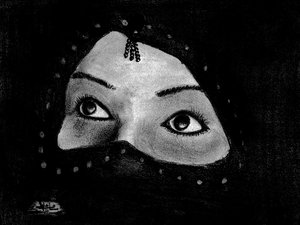 Arabian Girl - arabian girl by semry