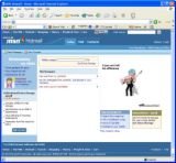 Hotmail page - A page from Hotmail