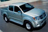 Toyota Hilux - Toyota Hilux 4x4 dual cab ute