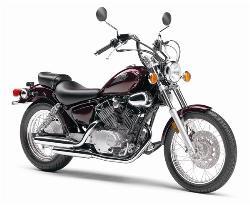 Yamaha Virago 250cc v-twin